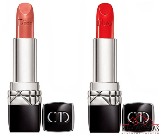 Dior Transatlantique Collection for Spring 2014 lipp
