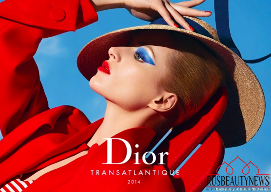 Dior Transatlantique Collection for Spring 2014 look