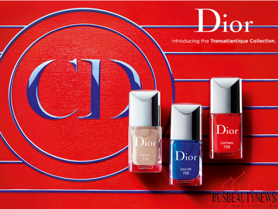 Dior Transatlantique Collection for Spring 2014 look2