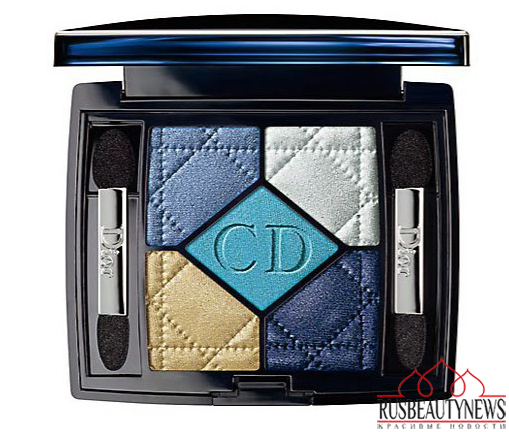 Dior Transatlantique Collection for Spring 2014 shadow