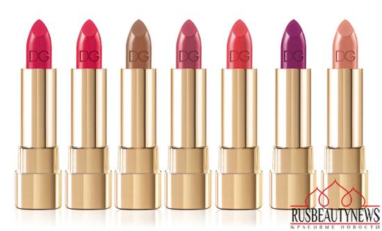 Dolce & Gabbana Classic Cream Lipstick Spring 2014 2