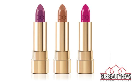 Dolce & Gabbana Classic Cream Lipstick Spring 2014 3