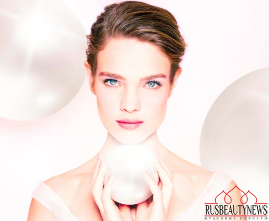 Guerlain Blanc de Perle Bright & Sculpt Powder Foundation look3