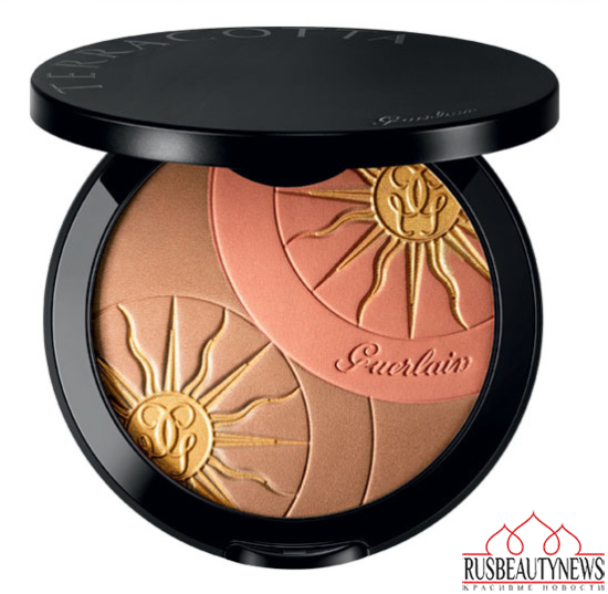Guerlain Sun Celebration Collection for Summer 2014 bronz 2