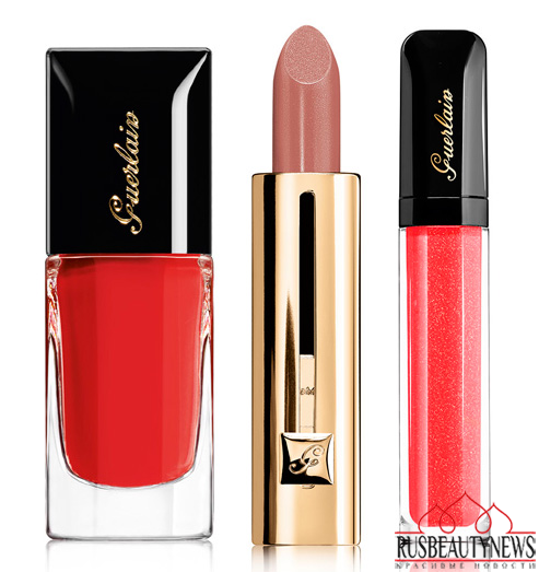 Guerlain Sun Celebration Collection for Summer 2014 lipp