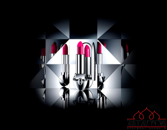 Rouge G de Guerlain New Shades for Summer 2014 look