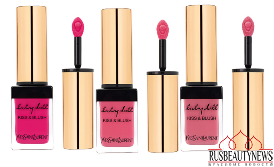 YSL Baby Doll Kiss & Blush 1