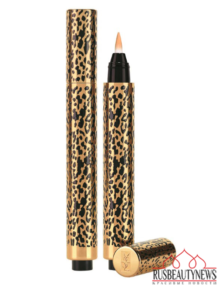 YSL Touche Éclat Wild Edition look2