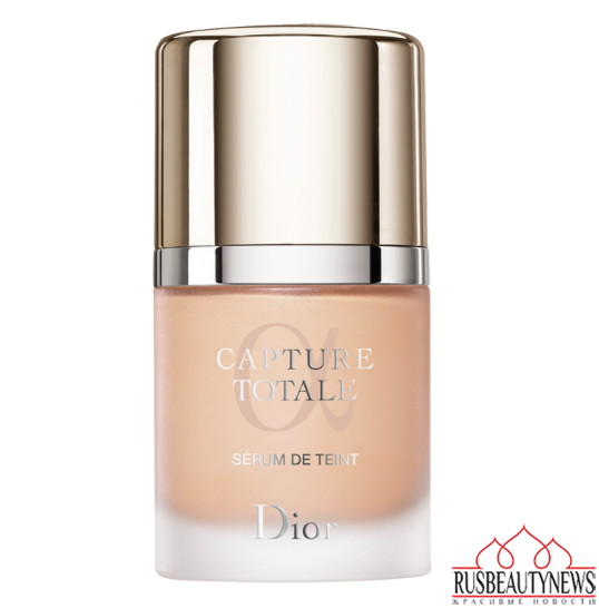 Dior Capture Totale Triple Correcting Serum Foundation look1