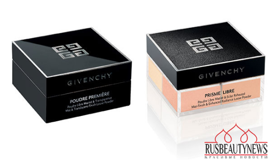 Givenchy New Prisme Libre and Poudre Premiere for Spring 2014 look2
