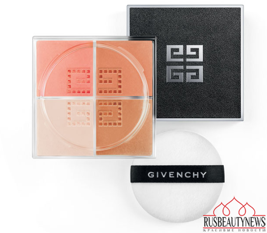 Givenchy New Prisme Libre and Poudre Premiere for Spring 2014 look3