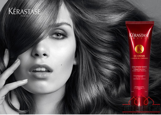 Kerastase CC cream look1