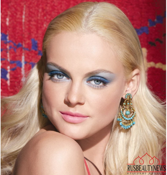 Laura Mercier New Attitude Collection for Summer 2014 look