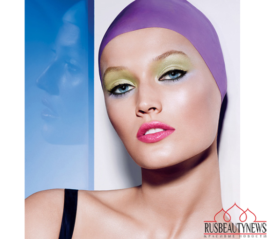 NARS Adult Swim Summer 2014 Collection look