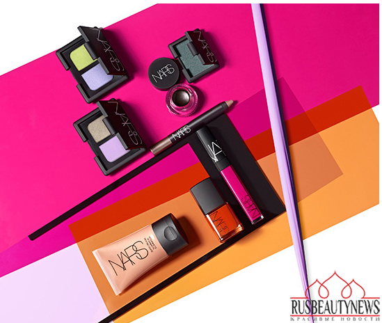 NARS Adult Swim Summer 2014 Collection look2