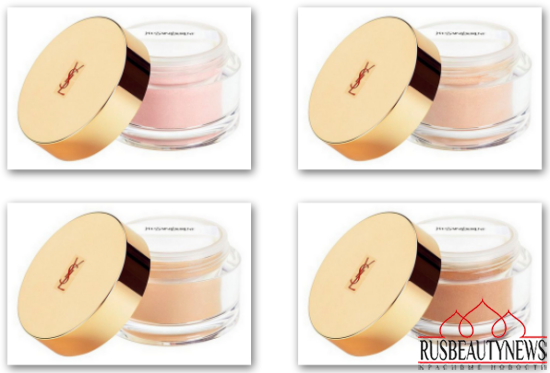 YSL Souffle D'Eclat Finishing Veil for Summer 2014 color