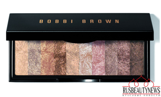 Bobbi Brown Raw Sugar Summer 2014 Collection eyepalette