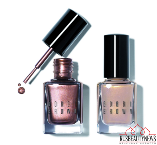 Bobbi Brown Raw Sugar Summer 2014 Collection nail