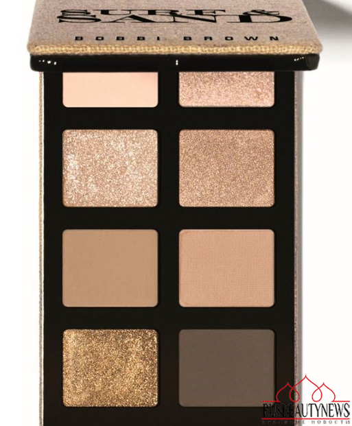 Bobbi Brown Surf & Sand Summer 2014 Collection eyepalette2