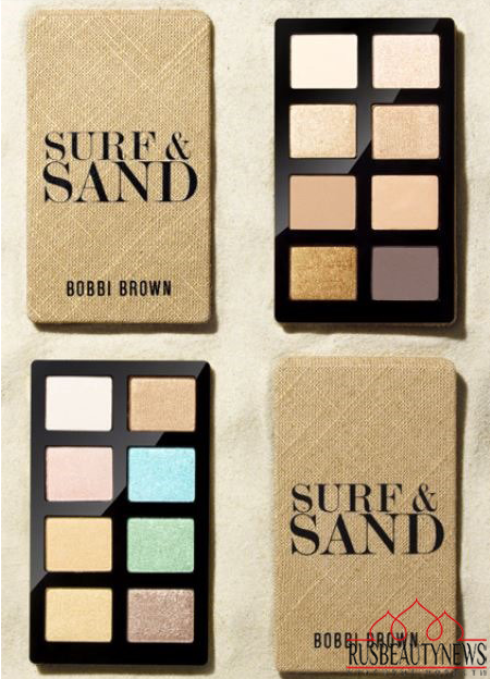 Bobbi Brown Surf & Sand Summer 2014 Collection look2