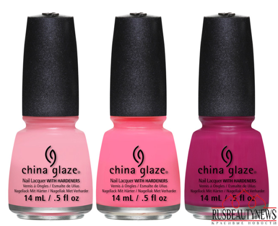 China Glaze Off Shore Summer 2014 Collection color1