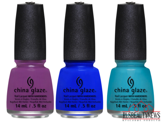 China Glaze Off Shore Summer 2014 Collection color2