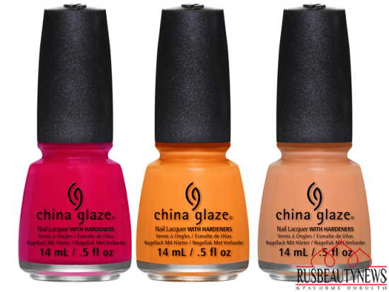China Glaze Off Shore Summer 2014 Collection color3