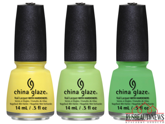China Glaze Off Shore Summer 2014 Collection color4