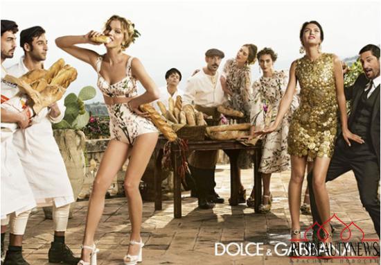 Dolce & Gabbana Summer Glow 2014 look3