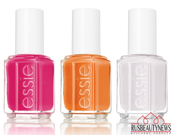 Essie Haute in the Heat Summer 2014 Collection color1