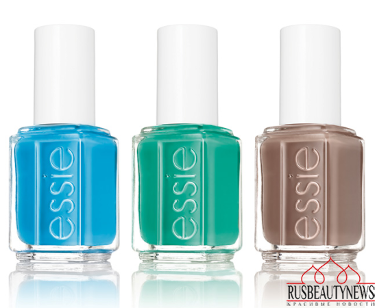 Essie Haute in the Heat Summer 2014 Collection color2