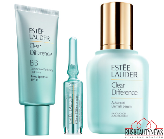 Estee Lauder Clear Difference Collection 3