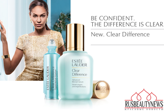 Estee Lauder Clear Difference Collection
