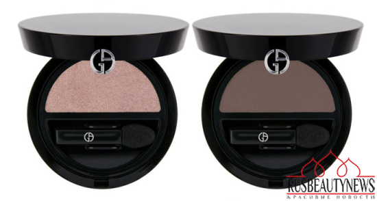Giorgio Armani Bright Ribbon Summer 2014 Collection Shadow1