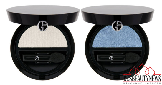 Giorgio Armani Bright Ribbon Summer 2014 Collection Shadow2