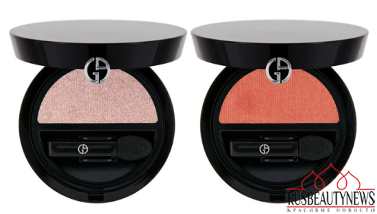 Giorgio Armani Bright Ribbon Summer 2014 Collection Shadow6