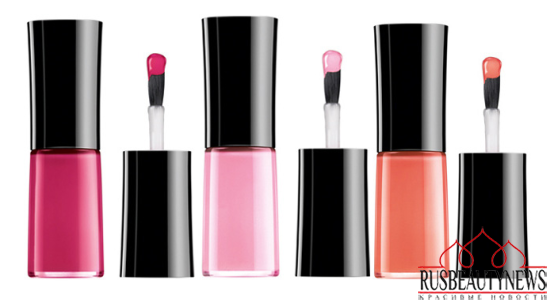 Giorgio Armani Bright Ribbon Summer 2014 Collection nail 2