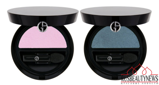Giorgio Armani Bright Ribbon Summer 2014 Collection shadow3
