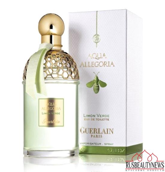Guerlain Aqua Allegoria Limon Verde look2
