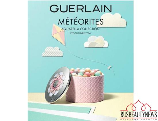 Guerlain Météorites Aquarella look2
