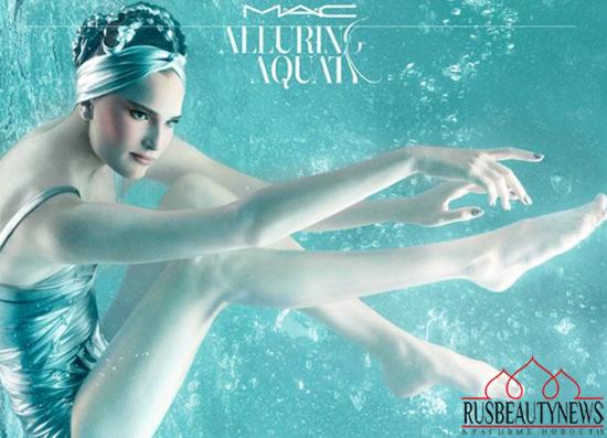 MAC Alluring Aqua Summer 2014 Collection