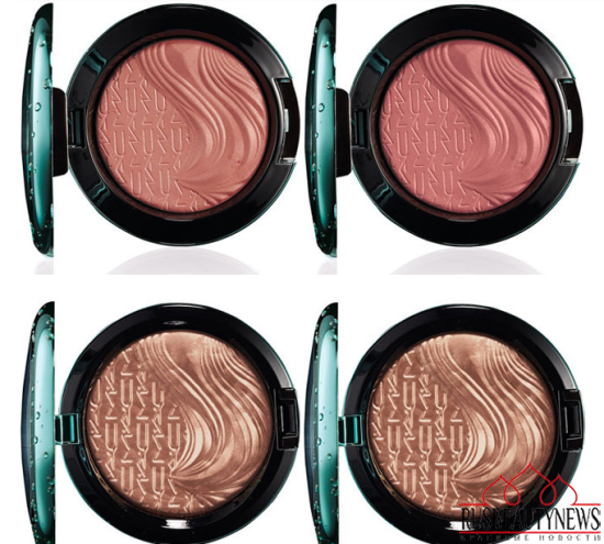 MAC Alluring Aqua Summer 2014 Collection blush