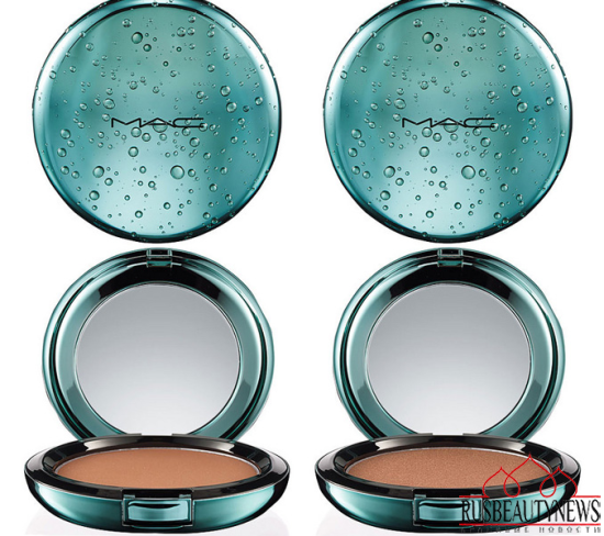 MAC Alluring Aqua Summer 2014 Collection bronzer