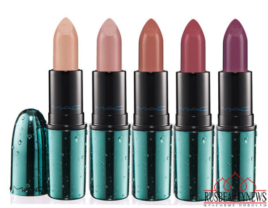 MAC Alluring Aqua Summer 2014 Collection lipp