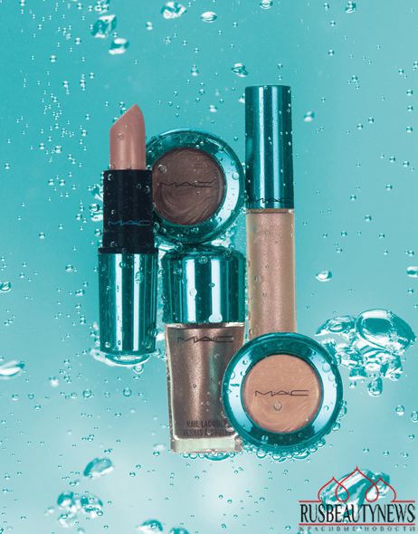 MAC Alluring Aqua Summer 2014 Collection llok2