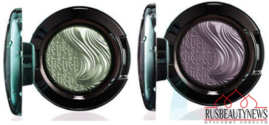 MAC Alluring Aqua Summer 2014 Collection shadow