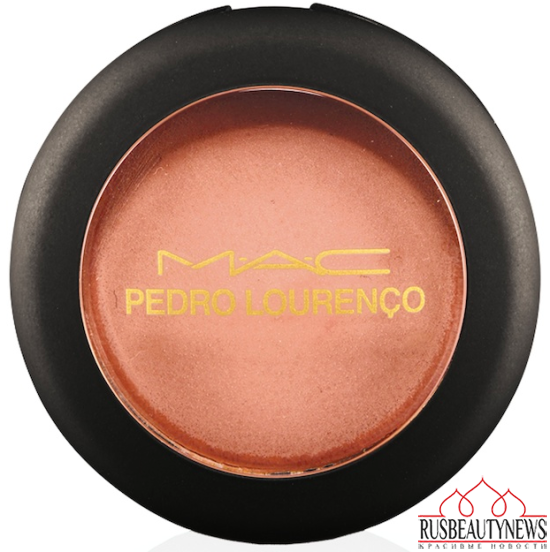 MAC Pedro Lourenço Collection for Summer 2014 bronz