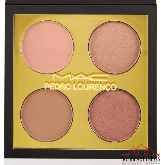 MAC Pedro Lourenço Collection for Summer 2014 eyeshadow
