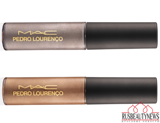 MAC Pedro Lourenço Collection for Summer 2014 lipglass