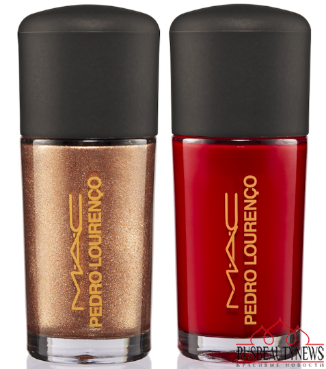 MAC Pedro Lourenço Collection for Summer 2014 nail